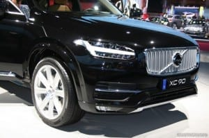 XC90 star allo stand Volvo by GruppoResicar